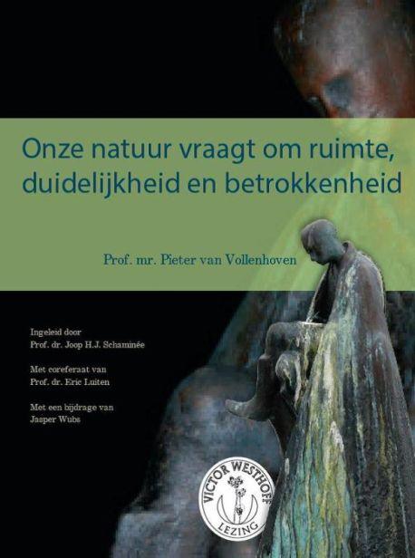 Victor Westhoff lezing - Onze natuur vraagt om ruimte, duidelijkheid en betrokkenheid