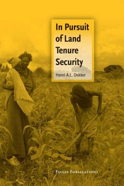 Care & Welfare - In Pursuit of Land Tenure Security